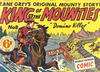 Cover for King of the Mounties (Atlas, 1948 series) #8