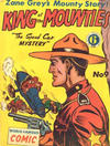 Cover for King of the Mounties (Atlas, 1948 series) #9