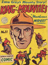 Cover for King of the Mounties (Atlas, 1948 series) #11