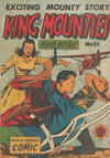 Cover for King of the Mounties (Atlas, 1948 series) #21