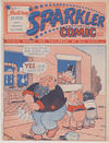 Cover for Sparkler Comic Book Series (Donald F. Peters, 1948 series) #13
