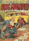 Cover for King of the Mounties (Atlas, 1948 series) #25