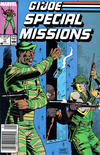 Cover Thumbnail for G.I. Joe Special Missions (1986 series) #17 [Newsstand Edition]