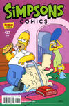 Cover for Simpsons Comics (Bongo, 1993 series) #217