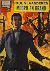 Cover Thumbnail for Beeldscherm Detective (Classics/Williams, 1962 series) #709