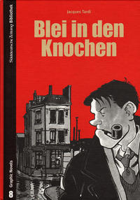 Cover Thumbnail for Graphic Novels (Süddeutsche Zeitung, 2011 series) #8 - Blei in den Knochen