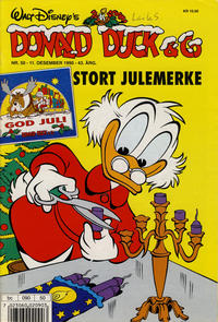Cover Thumbnail for Donald Duck & Co (Hjemmet, 1948 series) #50/1990