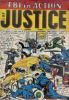 Cover for Justice Comics (Bell Features, 1948 ? series) #10