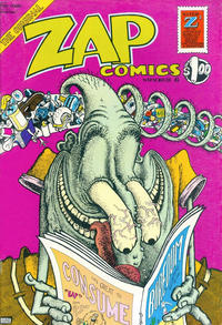 Cover for Zap Comix (The Print Mint Inc, 1969 series) #6