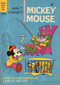 Cover Thumbnail for Walt Disney's Mickey Mouse (W. G. Publications; Wogan Publications, 1956 series) #208