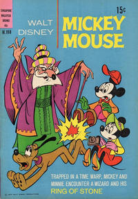 Cover Thumbnail for Walt Disney's Mickey Mouse (W. G. Publications; Wogan Publications, 1956 series) #198