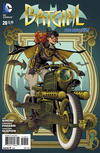 Cover for Batgirl (DC, 2011 series) #28 [J. G. Jones Steampunk Cover]