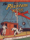 Cover for The Phantom (Feature Productions, 1949 series) #56