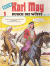 Cover for Karl May (Unipart, 1975 series) #1 - Durch die Wüste