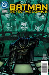 Cover Thumbnail for Detective Comics (1937 series) #711 [Newsstand]