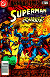 Cover for Superman Annual (DC, 1987 series) #8 [newsstand]