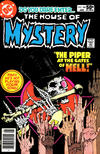 Cover Thumbnail for House of Mystery (1951 series) #288 [Newsstand]