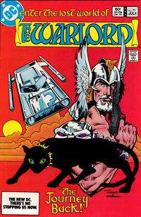Cover Thumbnail for Warlord (DC, 1976 series) #71 [Direct-Sales]