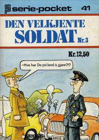 Cover Thumbnail for Serie-pocket (Semic, 1977 series) #41