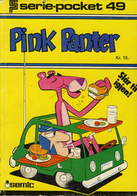Cover Thumbnail for Serie-pocket (Semic, 1977 series) #49 [1. opplag]
