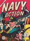 Cover for Navy Action (Horwitz, 1954 ? series) #17