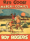Cover Thumbnail for March of Comics (1946 series) #35 [Red Goose variant]