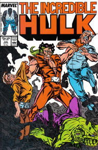 GCD Issue The Incredible Hulk 330 Direct Edition