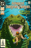 Cover for Advanced Dungeons & Dragons Comic Book (DC, 1988 series) #11 [Direct]