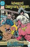Cover for Advanced Dungeons & Dragons Comic Book (DC, 1988 series) #33