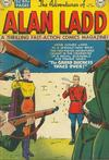 Cover for The Adventures of Alan Ladd (DC, 1949 series) #8
