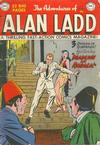 Cover for The Adventures of Alan Ladd (DC, 1949 series) #9