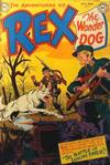 Cover for The Adventures of Rex the Wonder Dog (DC, 1952 series) #4