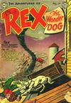 Cover for The Adventures of Rex the Wonder Dog (DC, 1952 series) #12