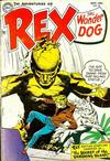 Cover for The Adventures of Rex the Wonder Dog (DC, 1952 series) #18