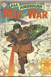 Cover for All-American Men of War (DC, 1952 series) #21