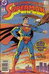 Cover for Adventures of Superman (DC, 1987 series) #424 [Newsstand]