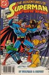 Cover for Adventures of Superman (DC, 1987 series) #429 [Newsstand]