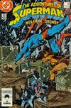 Cover Thumbnail for Adventures of Superman (1987 series) #434 [Direct Sales]