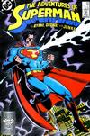 Cover for Adventures of Superman (DC, 1987 series) #440 [Direct Edition]