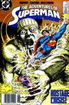 Cover for Adventures of Superman (DC, 1987 series) #443 [Newsstand]