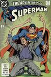 Cover for Adventures of Superman (DC, 1987 series) #458