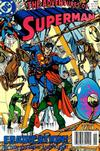 Cover Thumbnail for Adventures of Superman (1987 series) #460 [Newsstand Variant]