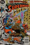 Cover Thumbnail for Adventures of Superman (1987 series) #466 [Newsstand]