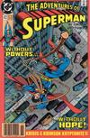 Cover for Adventures of Superman (DC, 1987 series) #472 [Newsstand]