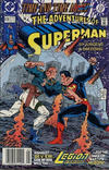 Cover for Adventures of Superman (DC, 1987 series) #478 [Newsstand]