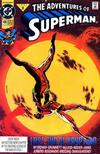 Cover for Adventures of Superman (DC, 1987 series) #480 [Direct]