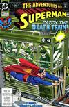 Cover for Adventures of Superman (DC, 1987 series) #481 [Direct]