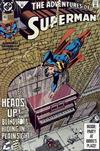 Cover for Adventures of Superman (DC, 1987 series) #483 [Direct]