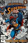 Cover for Adventures of Superman (DC, 1987 series) #485 [Direct]