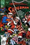 Cover for Adventures of Superman (DC, 1987 series) #487 [Direct]